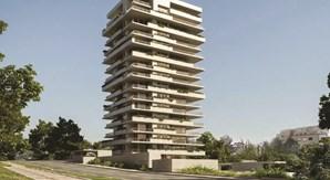 Torre de 16 metros deverá ser construída na zona nobre da Foz do Douro, junto à rua Diogo Botelho
