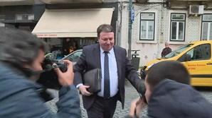 Carlos Santos Silva ouvido em tribunal no terceiro dia de interrogatório