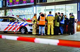 Homem esfaqueou três menos na Holanda