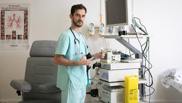 Os médicos e investigadores do futuro