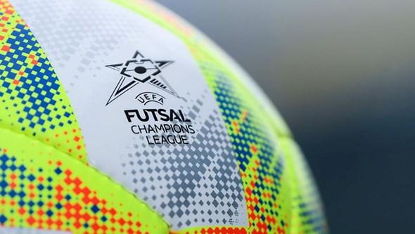 Sporting vence russos e está nas meias-finais da Liga dos Campeões de futsal
