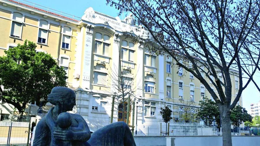 Maternidade Alfredo da Costa, em Lisboa