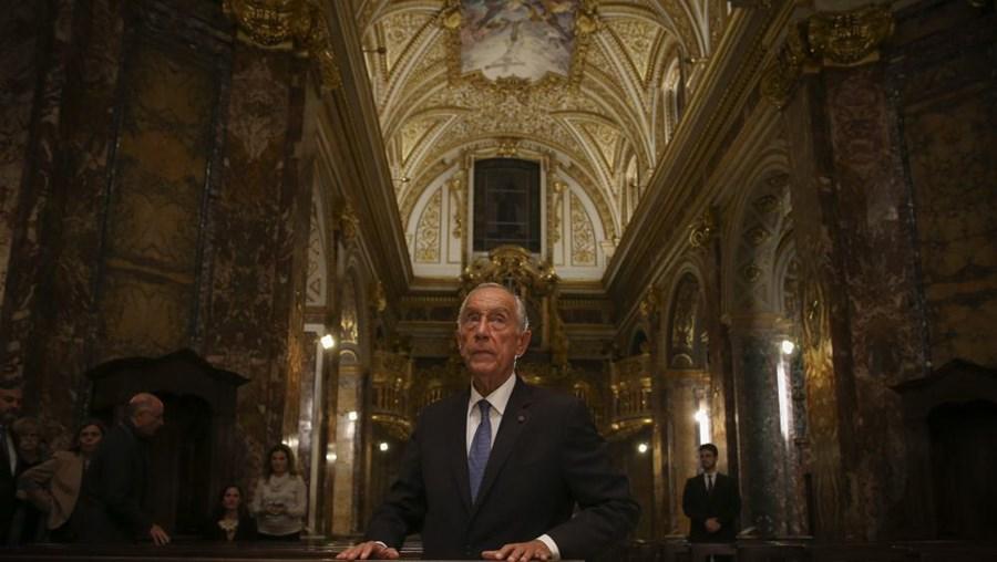 Marcelo em Itália para visita de Estado e receção à comunidade portuguesa