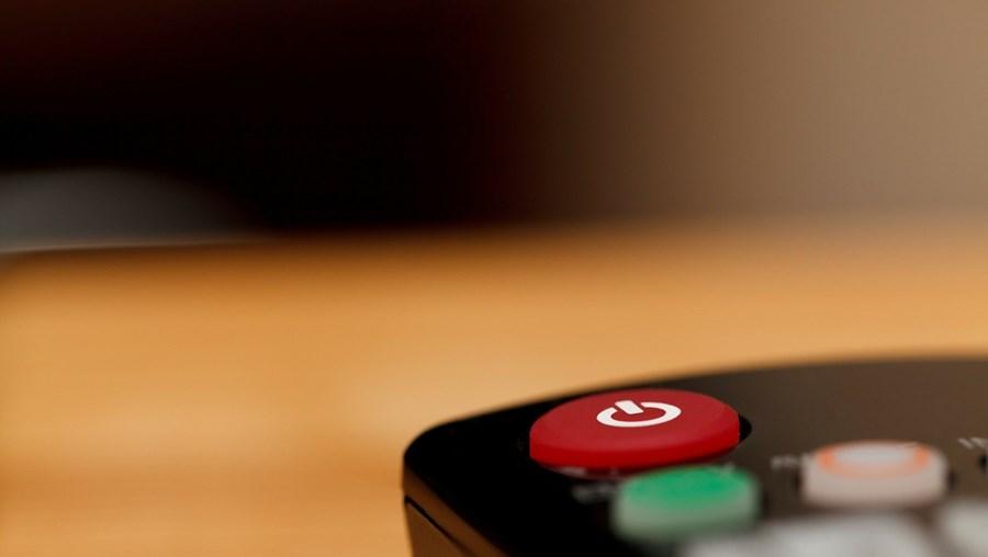Comando de televisão