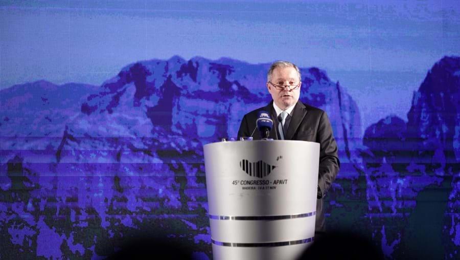 Presidente da Associação Portuguesa de Agentes de Viagens e Turismo, Pedro Costa Ferreira