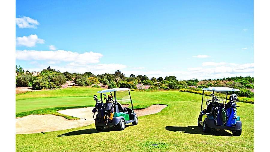 Campo de golfe foi sujeito a avaliação ambiental e está em consulta pública
