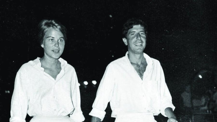 Filme sobre o músico Leonard Cohen e a sua musa inspiradora