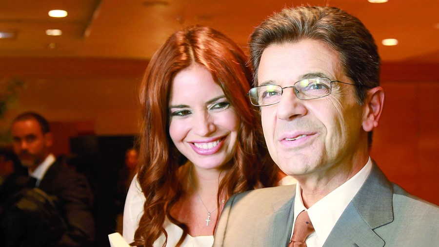 Manuel Maria Carrilho e Bárbara Guimarães