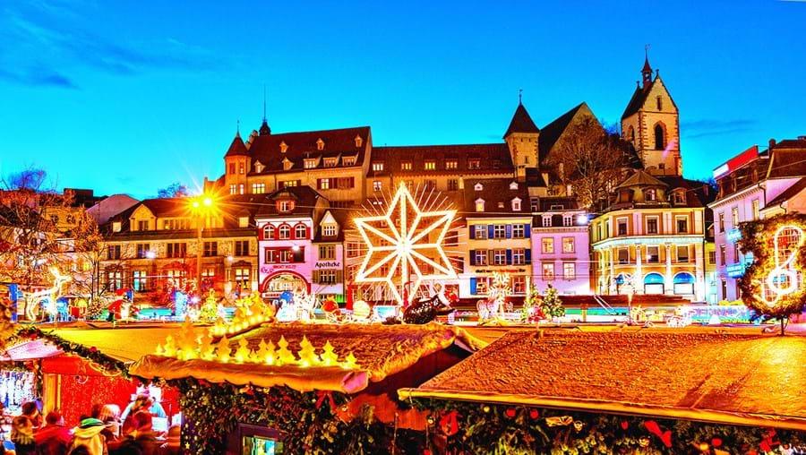 Basileia, Suíça