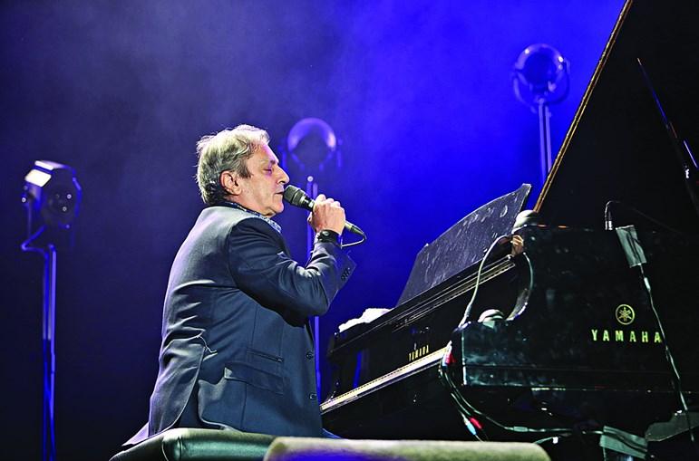 Jorge Palma não lança temas novos desde 2011, mas já tem várias canções prontas para ir para estúdio