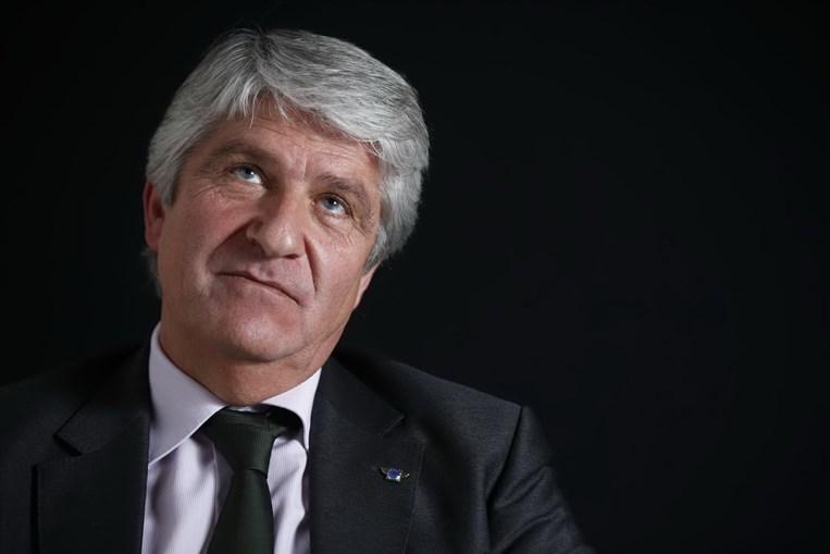 Jorge Viegas, presidente da Federação Internacional de Motociclismo