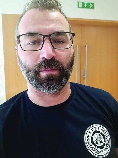Luís Gaiba está acusado pelo Ministério Público de ter furtado as armas do local de trabalho e ser o cabecilha da rede que as vendeu