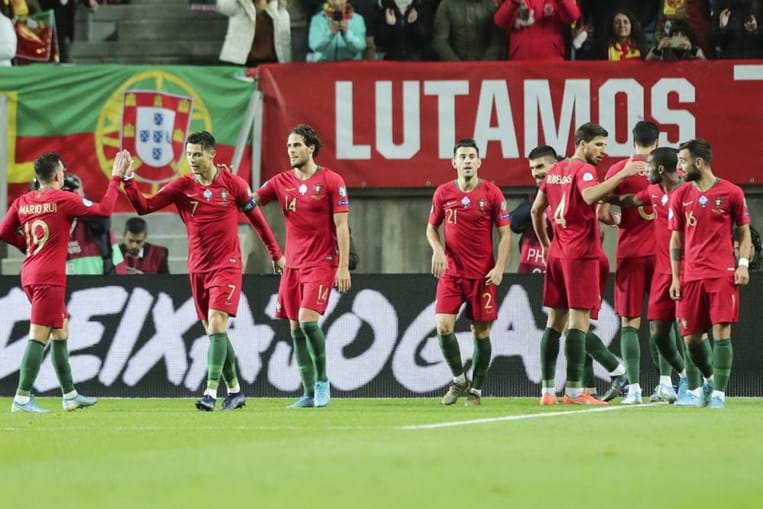 Portugal - Lituânia