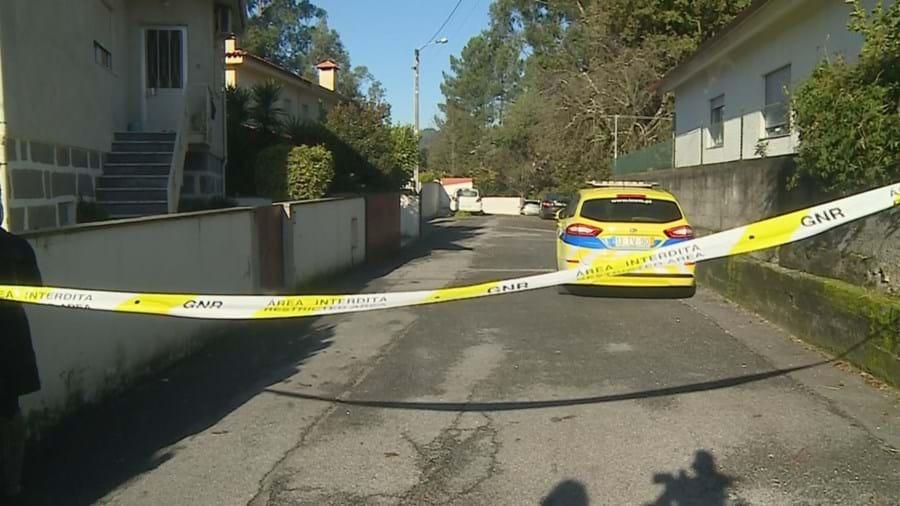 Explosão em casa de Vila Nova de Famalicão