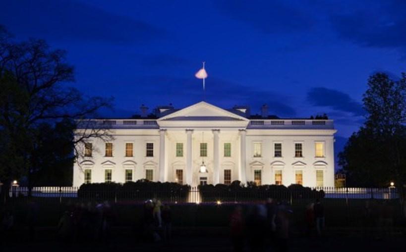 Casa Branca, em Washington, EUA