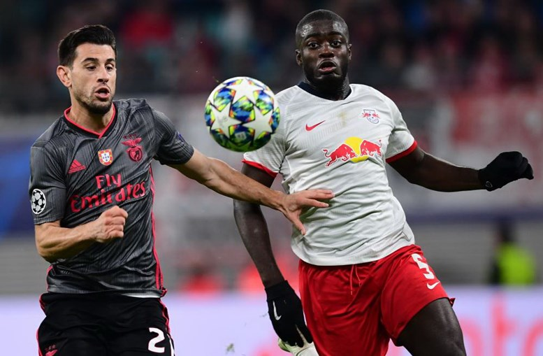 Leipzig - Benfica