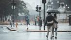 Depressão Lola chega hoje a Portugal continental com chuva forte e trovoada