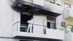 PJ investiga fogo que deflagrou num apartamento em Olhão