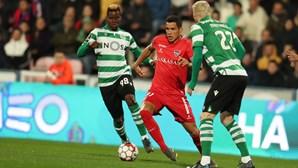 Sporting manso em Barcelos sai derrotado pelo Gil Vicente