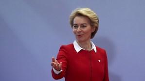 """""""É momento de Europa passar de fragilidade a nova vitalidade"""", diz Von der Leyen"""