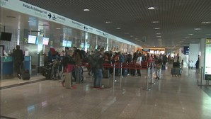 Vento dificulta aterragens no Aeroporto da Madeira. Quatro aviões divergiram para outros destinos