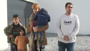 """""""Nunca vou esquecer este gesto"""". Jorge Mendes oferece casa a família que perdeu tudo nos incêndios"""