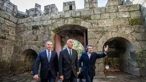 """""""Se não valorizarmos o património, ninguém o valorizará por nós"""": Presidente da República apela à preservação cultural"""