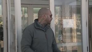 Pereira Cristóvão e Mustafá na prisão por roubos