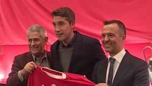 Bruno Lage renova contrato com o Benfica até 2024