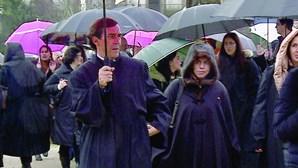 Advogados em protesto no Porto e Lisboa lutam por mais direitos
