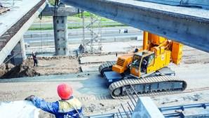 Surto de Covid-19 na construção civil em Portimão com 89 casos ativos