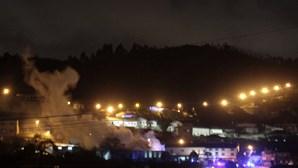 Irmãos perdem fábrica em incêndio