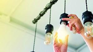 Preço da eletricidade desce 0,4% em janeiro
