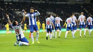 FC Porto vence Tondela por três bolas a zero e aproxima-se do rival Benfica