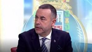 Aníbal Pinto diz que FC Porto tem um treinador pornográfico