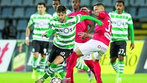 Goleada do Sporting frente ao Santa Clara cala protestos