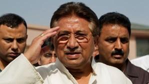 Pervez Musharraf, antigo presidente do Paquistão, condenado à morte por alta traição