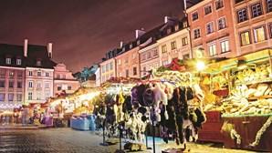 Varsóvia, a capital da Polónia que tem no seu ADN resistência e coragem