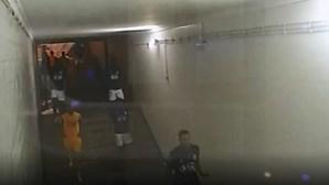 Vídeo mostra o que aconteceu no Jamor entre Sérgio Conceição e o técnico do Belenenses SAD