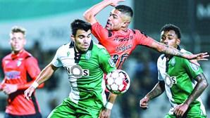 Reviravolta leva Sporting à Final Four da Taça da Liga em jogo com teatro e dramatismo