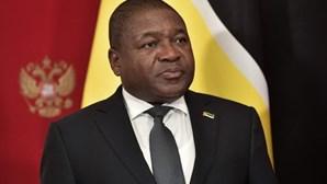 Presidente moçambicano decreta situação de calamidade pública por tempo indeterminado