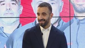 Rúben Amorim confirmado como treinador do Sporting de Braga até 2022