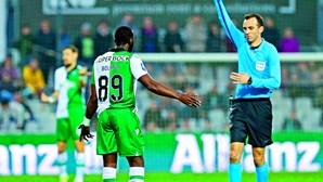 Bolasie despenalizado pode jogar contra o FC Porto