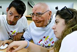 Projeto 'Programa de Voluntariado Intergeracional - Qualidade'