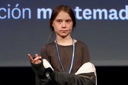 Greta Thunberg em Madrid: 'Alguns querem silenciar os jovens, têm medo da mudança que trazemos'