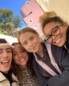 Greta Thunberg passeou por Lisboa e até tirou 'selfies' com fãs