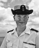 Noemie Freire, a primeira submarista da Marinha Portuguesa