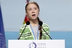 Ativista Greta Thunberg acusa países de procurarem desculpas para poluir