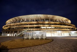 Conheça o novo estádio onde vão decorrer os Jogos Olímpicos de Tóquio 2020