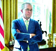 Mick Mulvaney, chefe de gabinete da Casa Branca